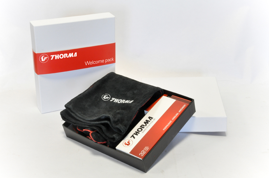 Tervetuliaispaketti Thorma Welcome Pack
