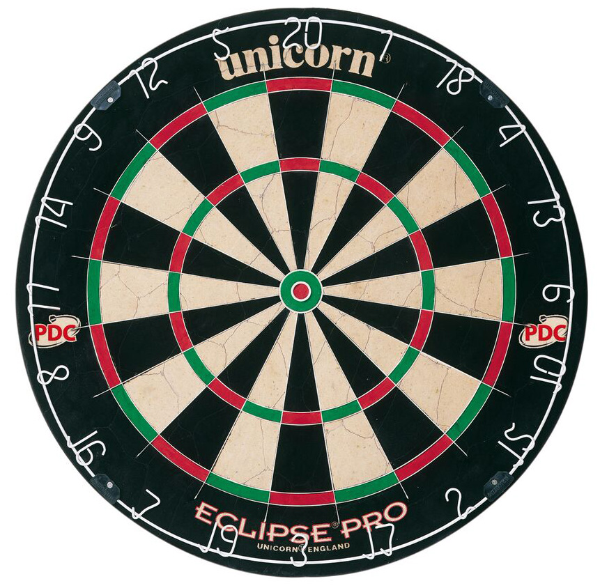 Unicorn Eclipse darts-taulu