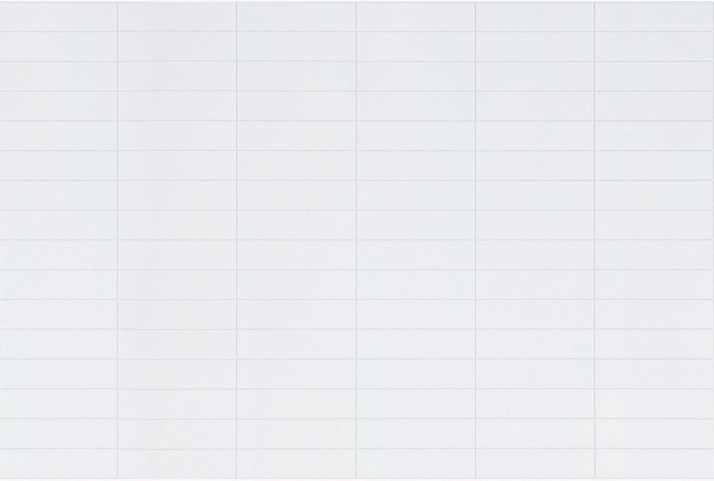 Välitilan laminaatti Valkoinen 7111 kuvio 3,75×15 cm levy
