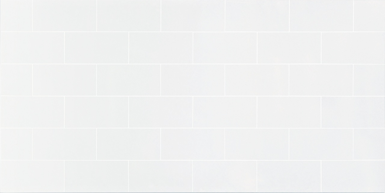 Välitilan laminaatti Valkoinen 0451 kuvio 10×20 cm tiili
