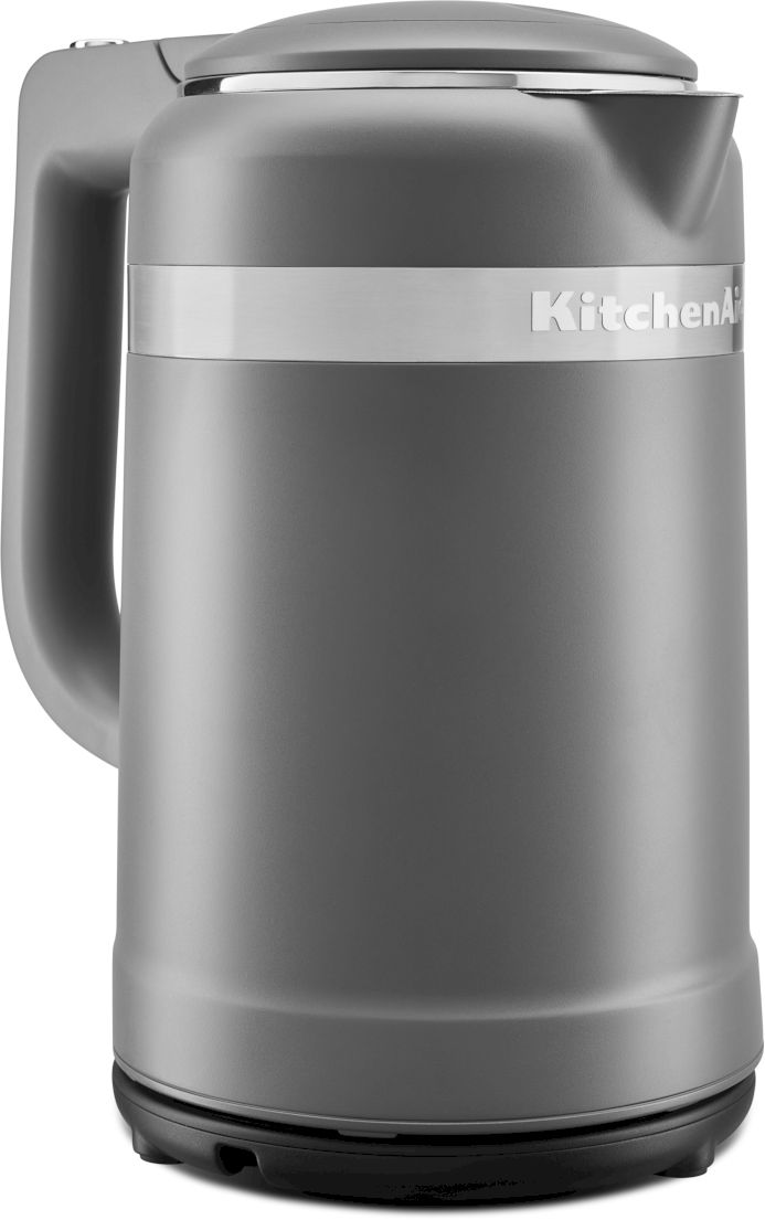 Vedenkeitin KitchenAid Design Collection 5KEK1565, 1,5 l, mattaharmaa