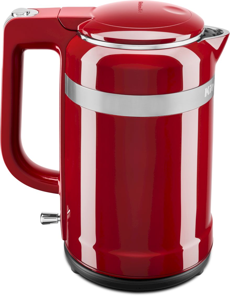 Vedenkeitin KitchenAid Design Collection 5KEK1565, 1,5 l, punainen