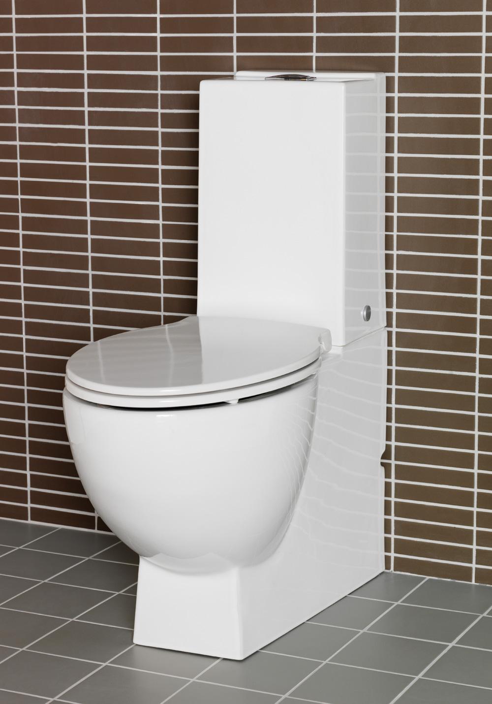 WC-istuin + kansi Hafa Relax U