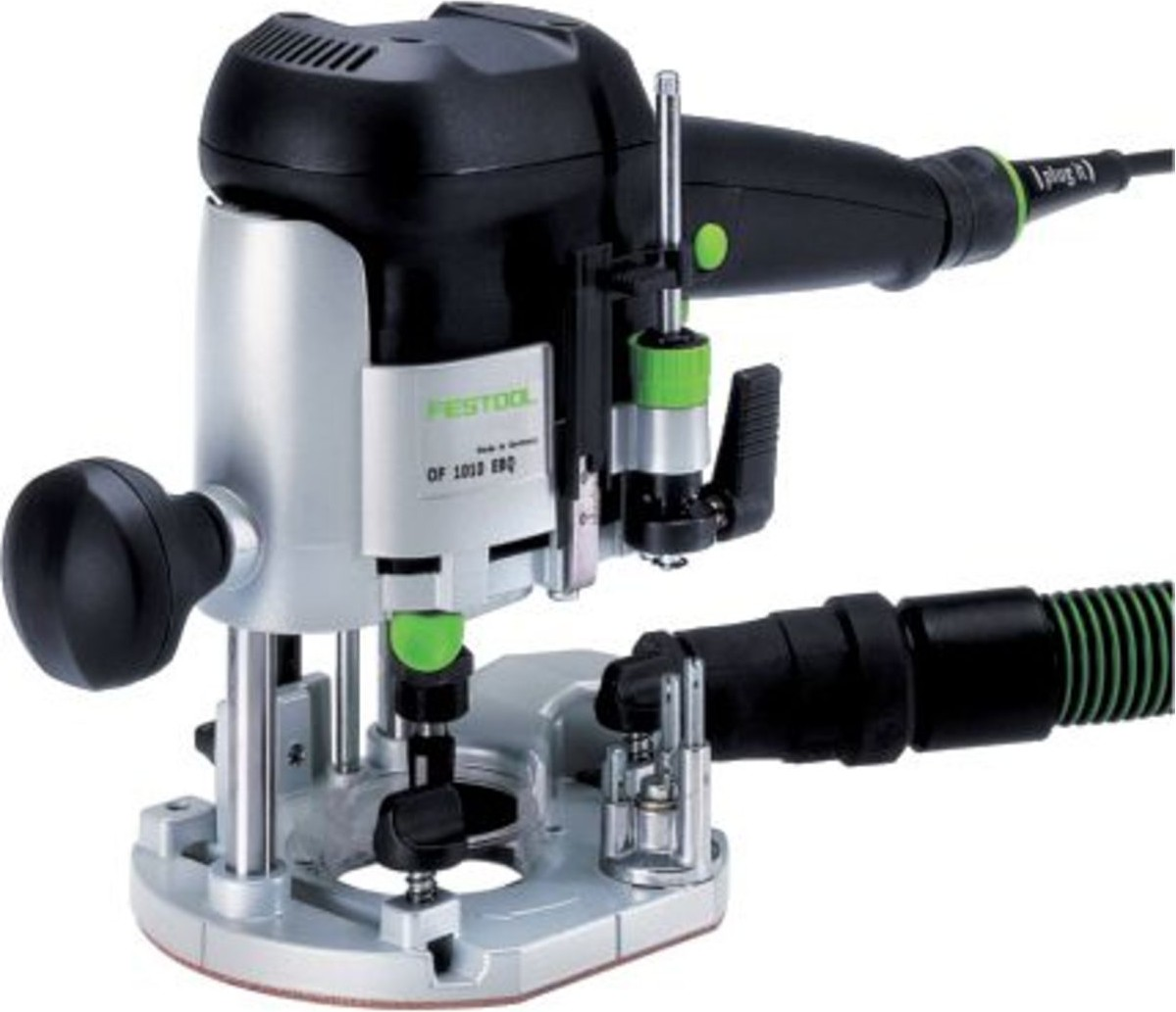 Yläjyrsin Festool OF 1010 EBQ-Plus