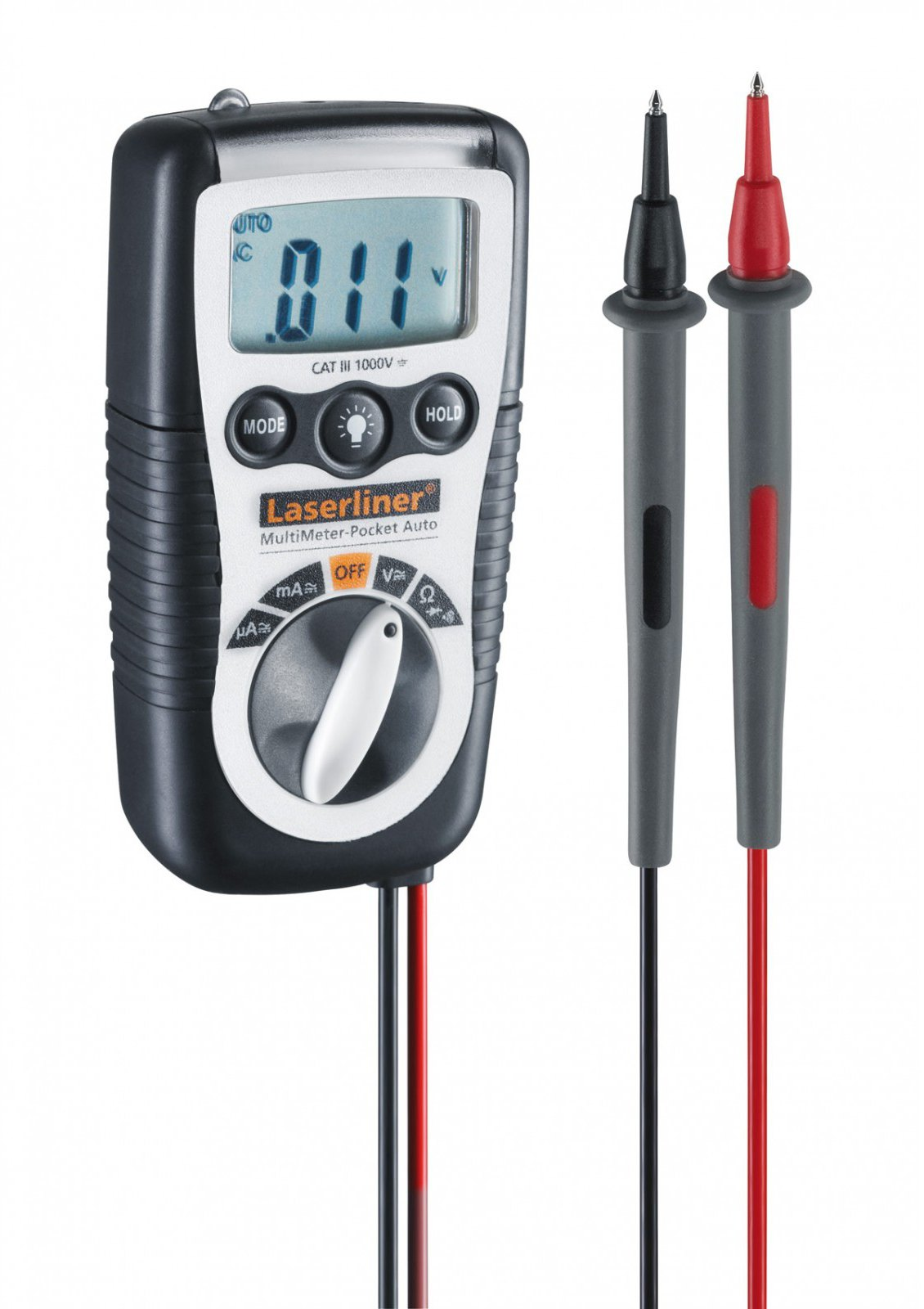 Yleismittari Laserliner MultiMeter-Pocket