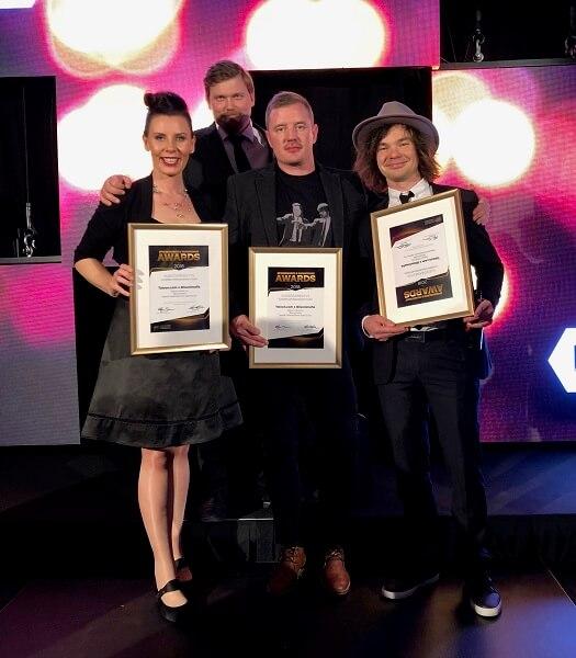 Awards Voitto